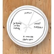 BLIK Inc 10'' Time Travel Clock