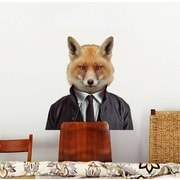 BLIK Inc Fox Wall Decal