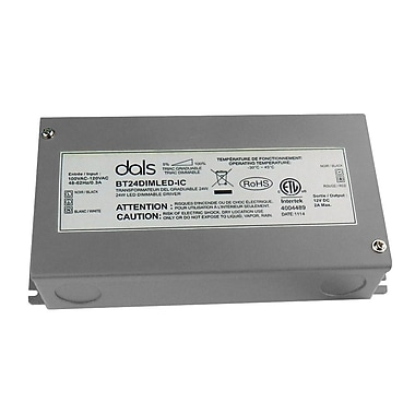 DALSLighting 24W LED Dimmable Electronic Transformer