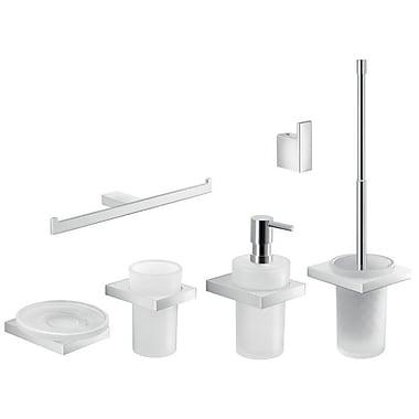 Gedy by Nameeks Lanzarote 6 Piece Bathroom Hardware Set