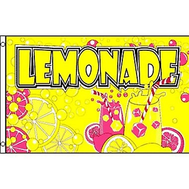 NeoPlex Lemonade Traditional Flag