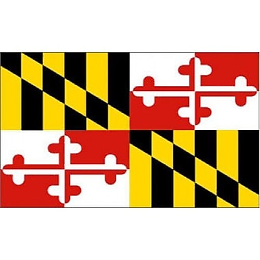 NeoPlex Maryland Traditional Flag