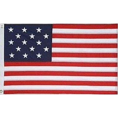 NeoPlex US 15 Star Historical Traditional Flag