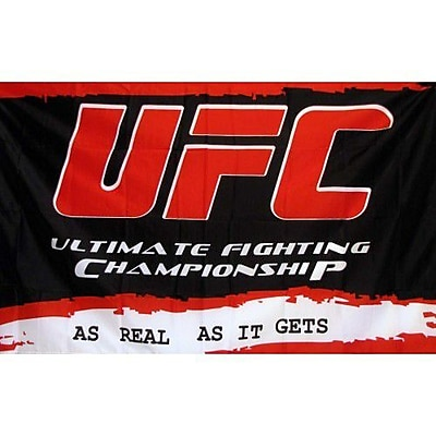 NeoPlex UFC Traditional Flag