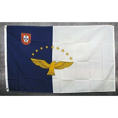 NeoPlex Azorescountry Traditional Flag