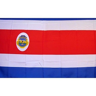 NeoPlex Costa Rica Country Traditional Flag