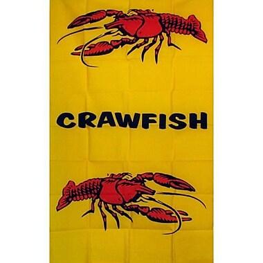 NeoPlex Crawfish Vertical Vertical Flag