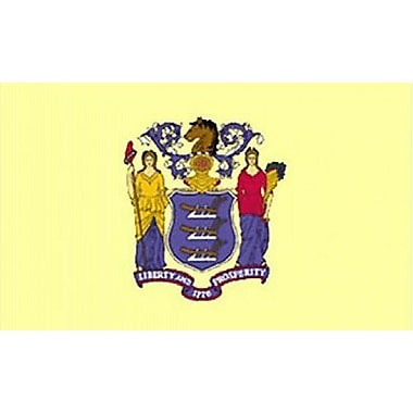 NeoPlex New Jersey Traditional Flag
