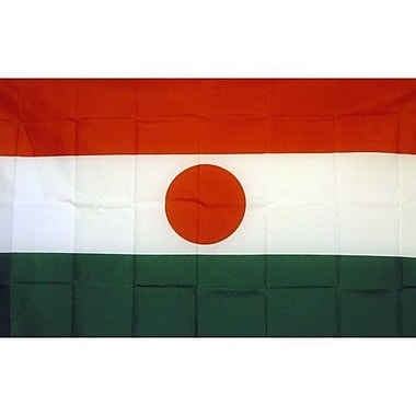 NeoPlex Niger Country Traditional Flag
