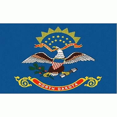 NeoPlex North Dakota Traditional Flag