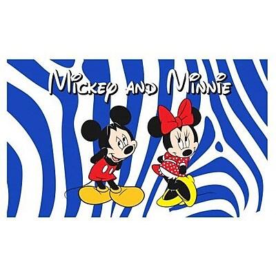 NeoPlex Mickey/Minnie Traditional Flag