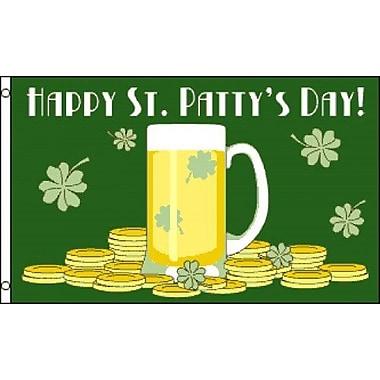 NeoPlex Happy St. Pattys Day Mug/Money Traditional Flag
