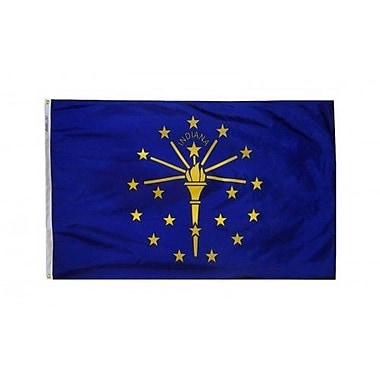 NeoPlex Indiania Glo Traditional Flag