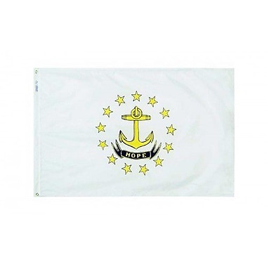 NeoPlex Rhode Island Glo Traditional Flag