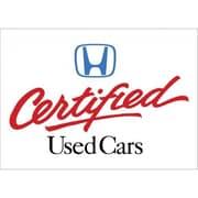 NeoPlex Honda Cert Used Cars Logo Traditional Flag