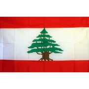 NeoPlex Lebanon Country Traditional Flag