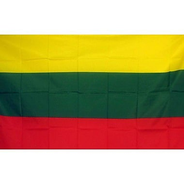 NeoPlex Lithuania Country Traditional Flag