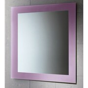 Gedy by Nameeks Maine Vanity Mirror; Lilac