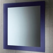 Gedy by Nameeks Maine Vanity Mirror; Blue