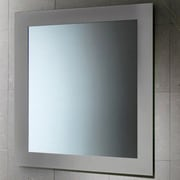 Gedy by Nameeks Maine Vanity Mirror; Silver