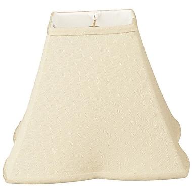 RoyalDesigns Timeless 16'' Silk/Shantung Bell Lamp Shade