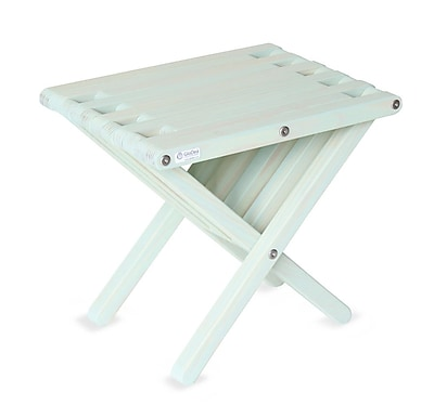 Glodea End Table; Harbor Green