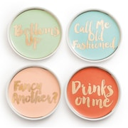 Rosanna Chez Elle Coaster (Set of 4)