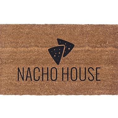 Coco Mats N More Nacho Life Doormat