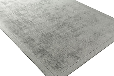 Artistic Weavers Silk Route Rainey Hand-Loomed Charcoal Area Rug; 2' x 3'