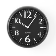 Artistic Products 9'' Simple Round Wall Clock