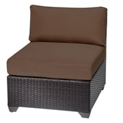 TK Classics Barbados Side Chair (Set of 2); Cocoa