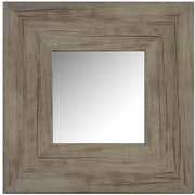 Hobbitholeco. Washed Wood Accent Mirror (Set of 4)