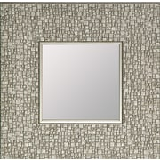 Hobbitholeco. Square Accent Mirror (Set of 4)