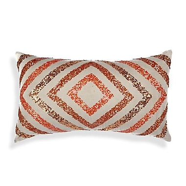 A1 Home Collections LLC Ombre Cotton Lumbar Pillow