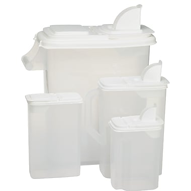 Buddeez 8 Piece Bag-in-All Purpose Dispenser Set