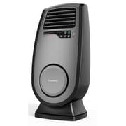 Lasko Ceramic 1,500 Watt Portable Electric Fan Compact Heater w/ Adjustable Thermostat