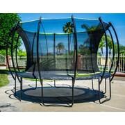 SKYBOUND Stratos 14' Trampoline w/ Safety Enclosure