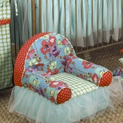 Cotton Tale Lagoon Kids Cotton Foam Chair