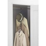 Yamazaki USA Smart Closet Hanging Organizer; Black