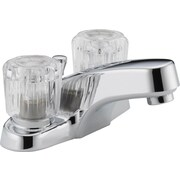 Peerless Faucets Lavatory Faucet Double Handle w/ Drain Assembly
