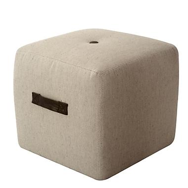 Diamond Sofa Ritz Cube Ottoman