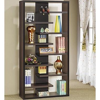 Wildon Home Westonville 71'' Accent Shelves Bookcase