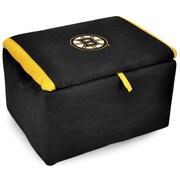 Imperial BS Bedroom Bench; Boston Bruins