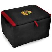 Imperial BS Bedroom Bench; Chicago Blackhawks
