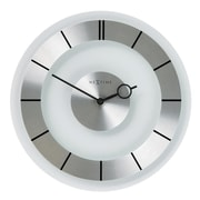 Nextime Unek Goods 13.25'' Retro Wall Clock