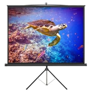 VonHaus 84'' Portable Tripod Projection Screen
