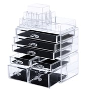 Songmics 7 Drawer Makeup Cosmetic Organizer