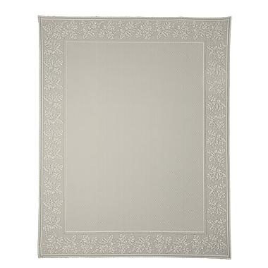 Heritage Lace Oak Leaf Rectangle Tablecloth; 90'' W x 70'' L