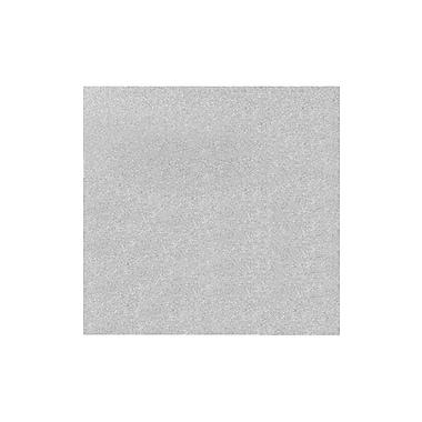 LUX 12 x 12 Paper 500/Box, Silver Sparkle (1212-P-MS01-500)