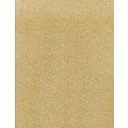 LUX 8 1/2 x 11 Cardstock (8 1/2 x 11) - Gold Sparkle - Pack of 500 (2444958)
